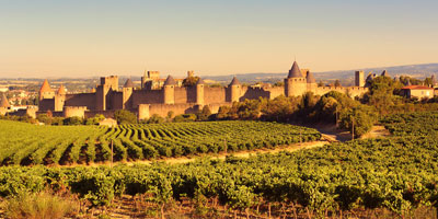 Canal du Midi Cruise - Carcassonne