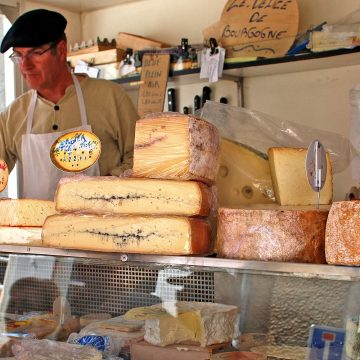 Wonderful Local cheeses