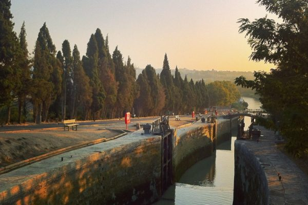 Experience Fonserannes on a Canal du Midi Cruise