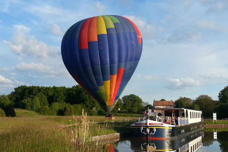French River Cruises with Ballooning