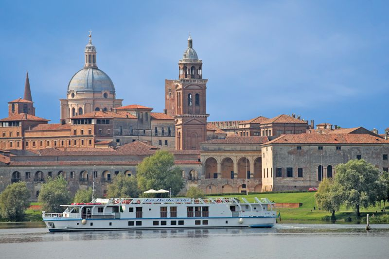 Mantua - River Cruises in Italy