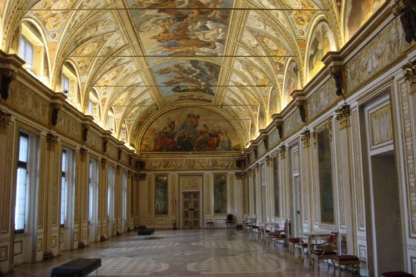 Visit the Ducal Palace in Mantua on your Italian River cruise