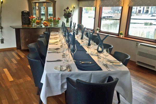 Panache Dining Area