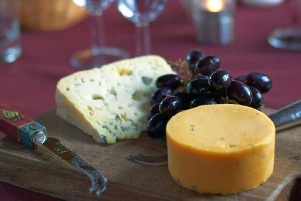 Scottish Highlander Cheese-