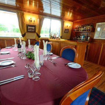 Scottish Highlander Dining