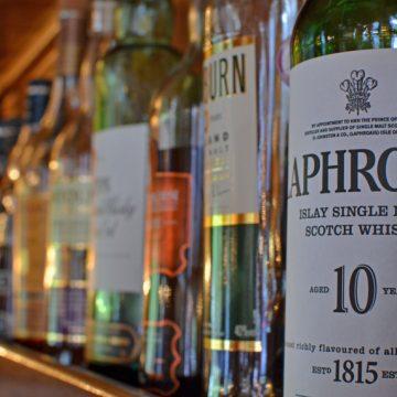Scottish Highlander Whisky