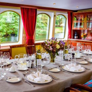 Spirit of Scotland Dining Area 1