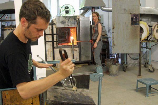 Lehrer Crystal Glassworks