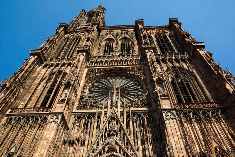 Strasbourg Cathedral - Barge Holiday in France