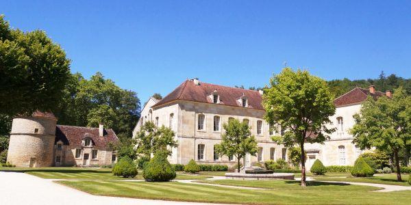 Abbaye De Fontenay - Burgundy France