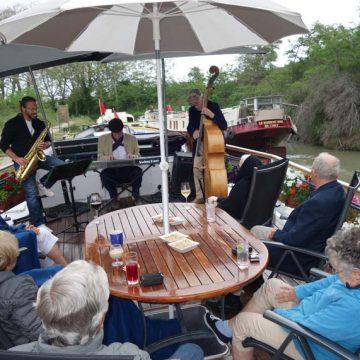 Jazz on Deck