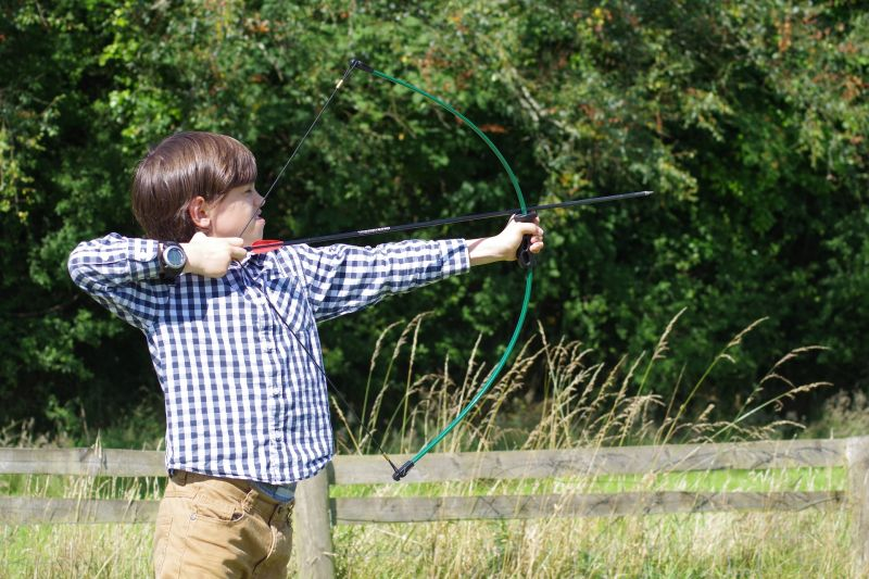 Cruises for Kids - Archery