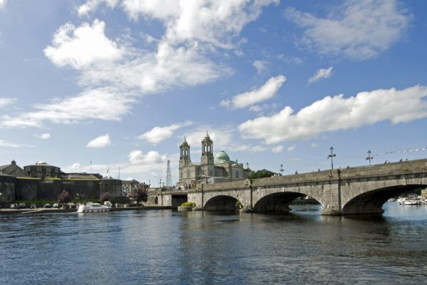 Cruise through Athlone on ans River Cruise in Ireland