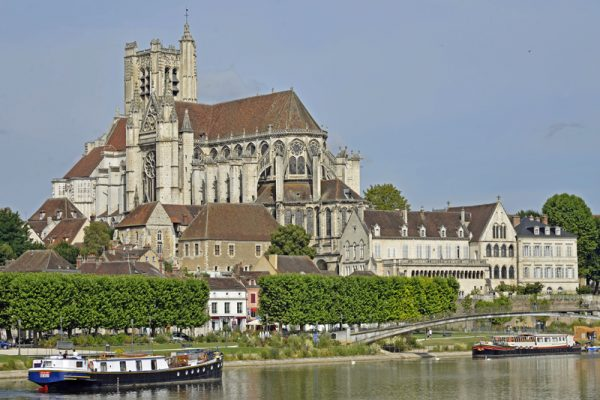 Auxerre-Cathedral