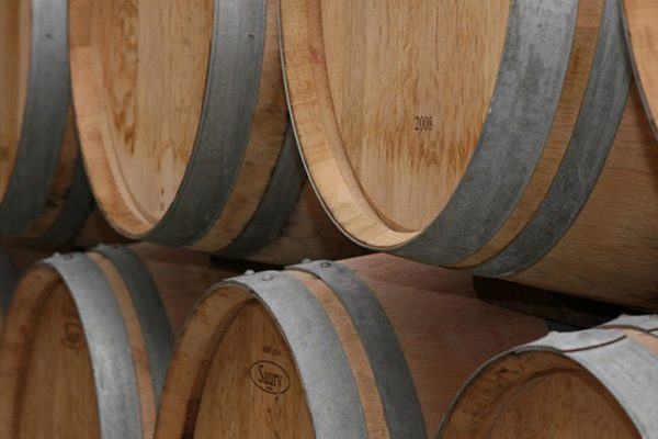 Wine Barrels Bordeaux