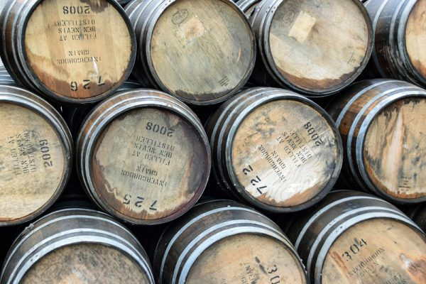 Barrels Whiskey Scotland