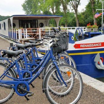 Biking in the Loire Valley