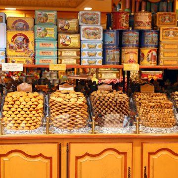 Biscuit shop Strasbourg