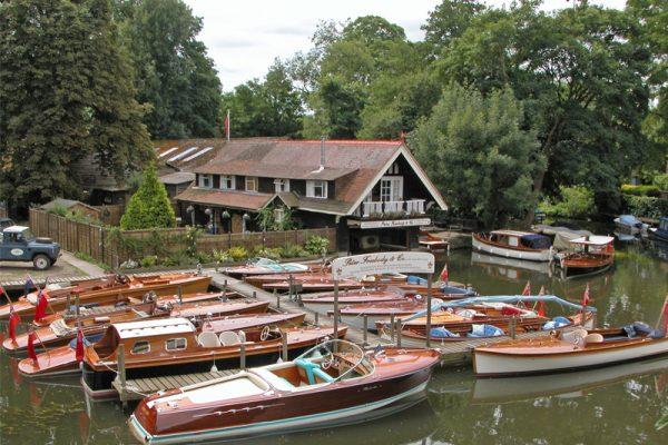 Peter Freebody Boatyard