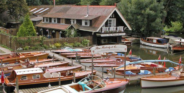 Boatyard Banner