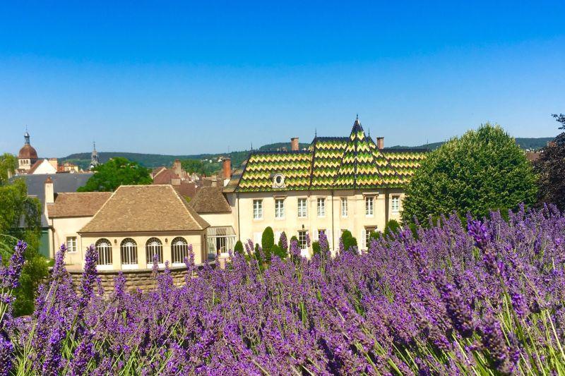 Chateau De Beaune