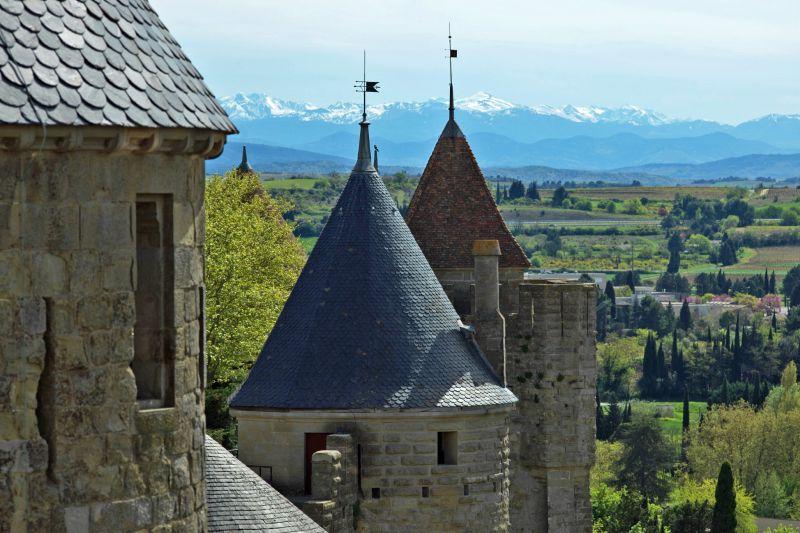 Carcassonne Pyrenees