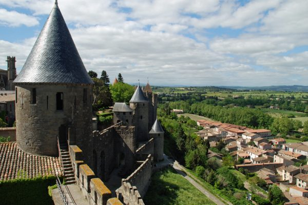 Carcassonne-View