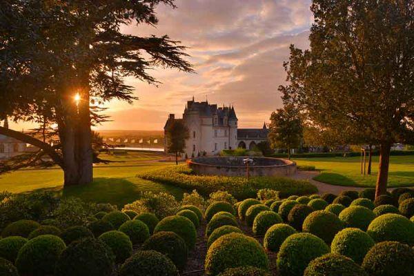 Château d'Amboise Gardens © L. De Serres