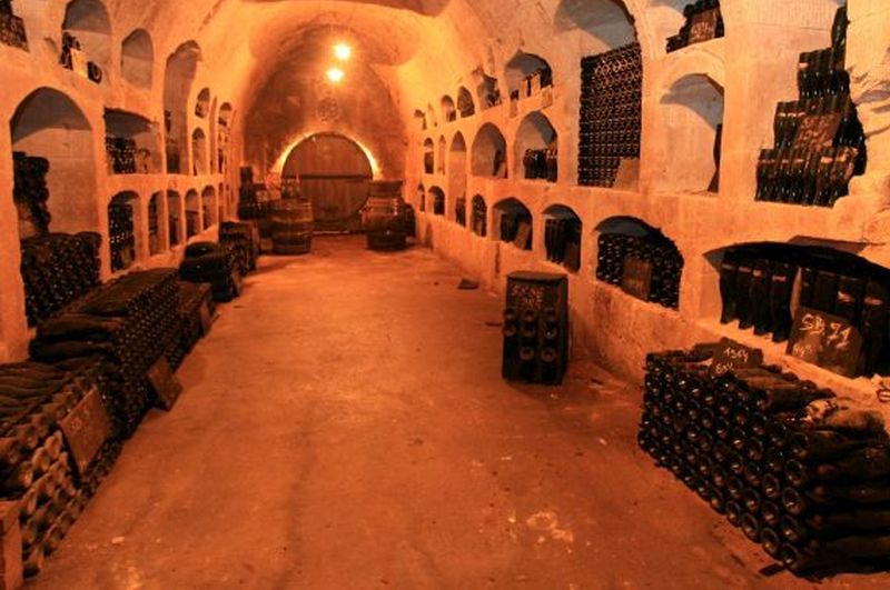 History of Champagne