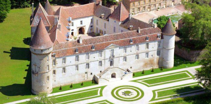 Chateau de Bazoches