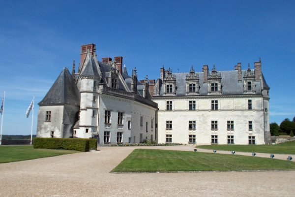 See Chateau d'Amboise on your Loire River cruise in the Loire Valley