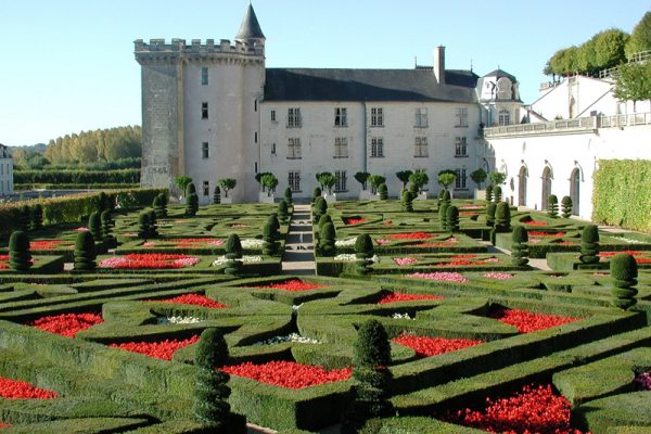 Chateau Villandry - One of the best things to do in the Loire Valley