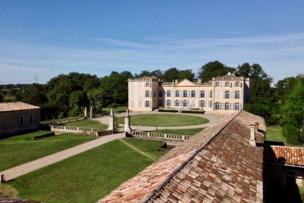 Chateau de la Motte Aerial