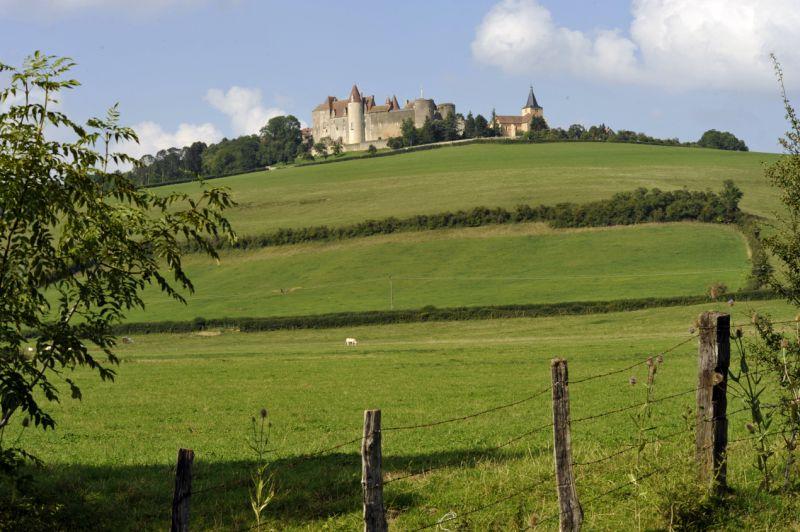 Châteauneuf Burgundy France