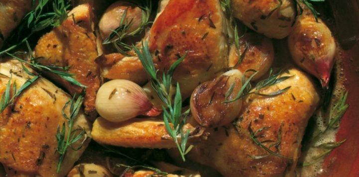 Chef Recipe - Sherry Tarragon