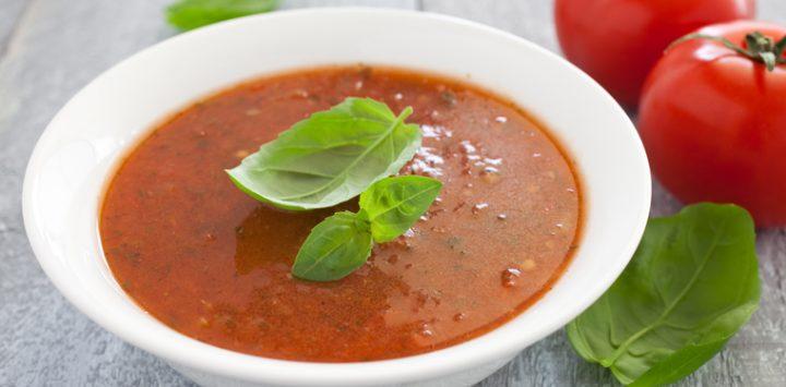 Chef Recipe Tomato Basil Soup