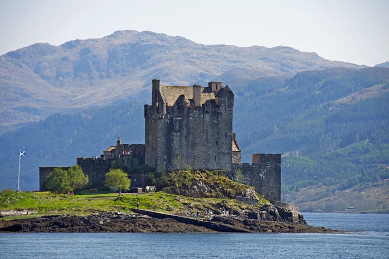 Scottish Cruise - Eilean Donan Castle
