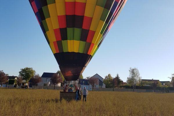 Family Ballooning