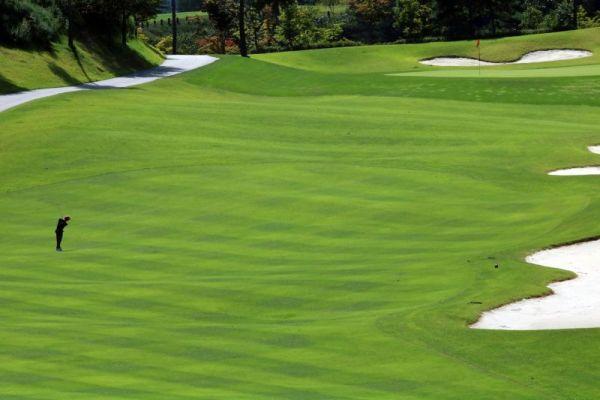 Golf Italy