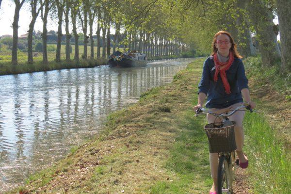 Anjodi & Biking