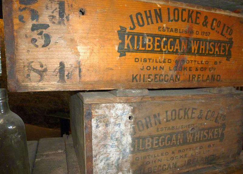 Killbeggan Whisky Distiller