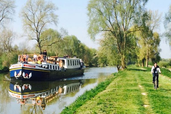 The Caves of Arcy-sur-Cure are a fabulous choice fora family itinerary aboard La Belle Epoque luxury barge cruise