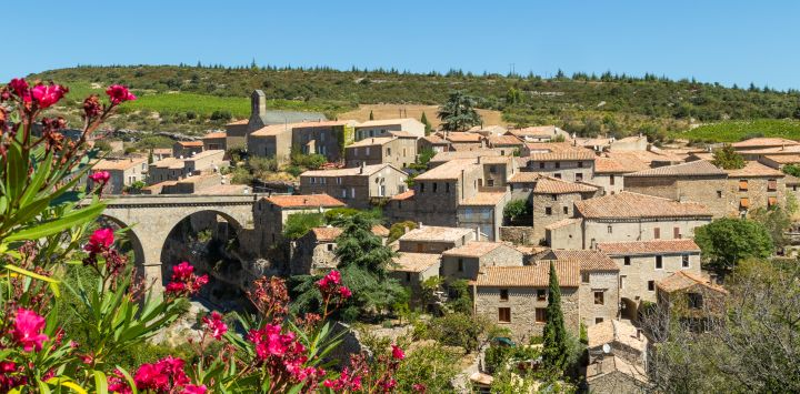 Minerve, the ancient capital of Minervois