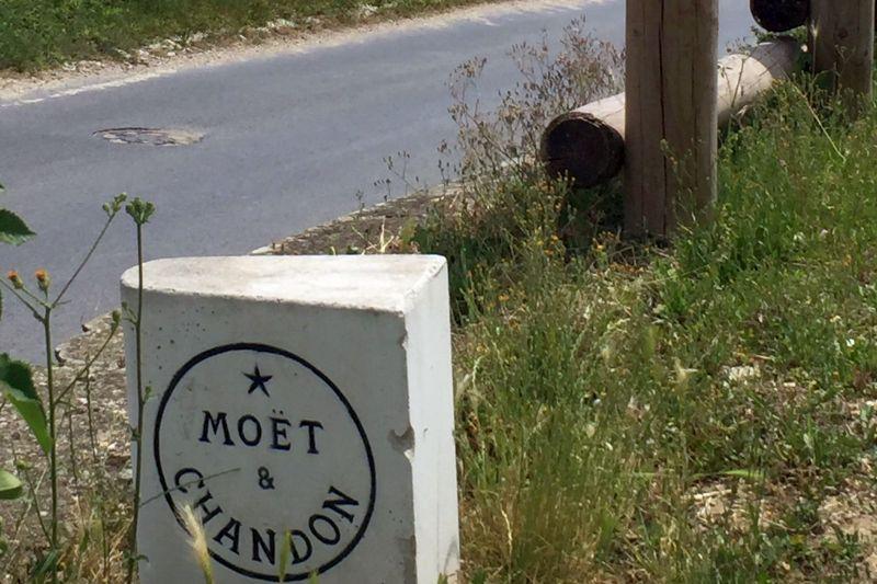 Champagne History - Moet & Chandon