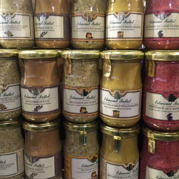 Mustard Shop in Dijon
