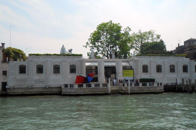 Peggy Guggenheim Venice