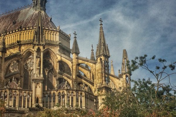 Reims Cathedral - Matthew