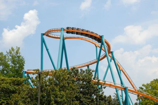 Roller Coaster Thorpe Park