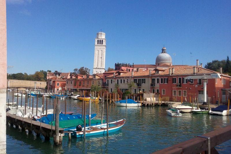 San Castello District Venice