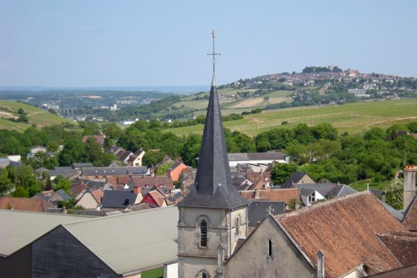 Visit Sancerre on your Loire river cruise